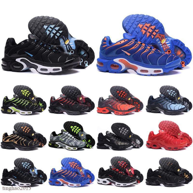 TN React 2020 New Style Reagir Nightlight impermeáveis Running Shoes Reagir airmattress absorção de choque Casual Sneakers EUR 36-45
