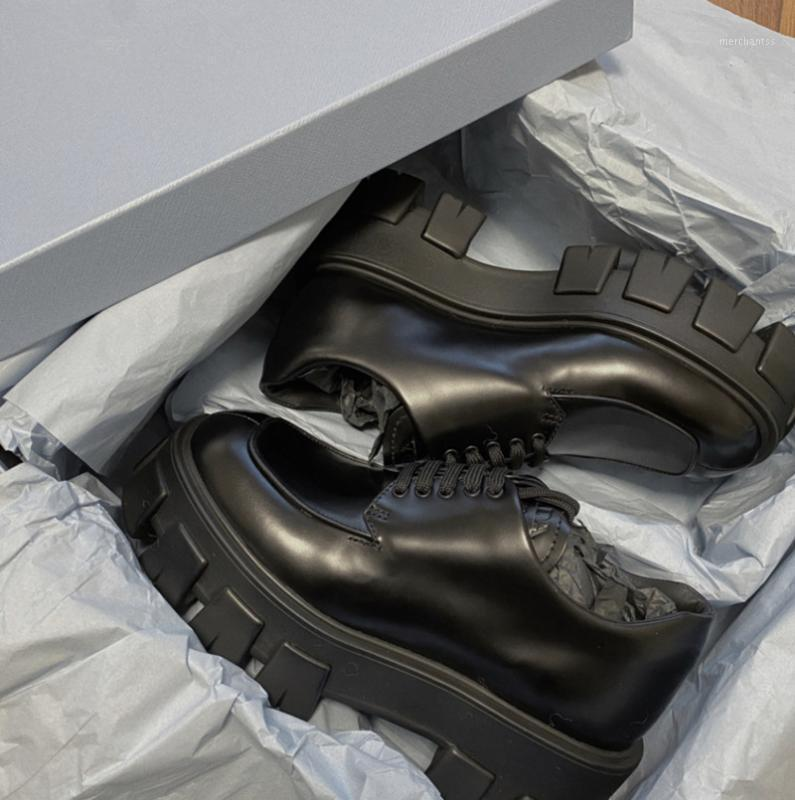 DXFAN ماركة تصميم منصة أكسفورد أحذية النساء الدانتيل يصل عبر مرتبطة عالية الكعب الزواحف النساء مضخات نمط الكعب النمط البريطاني 1