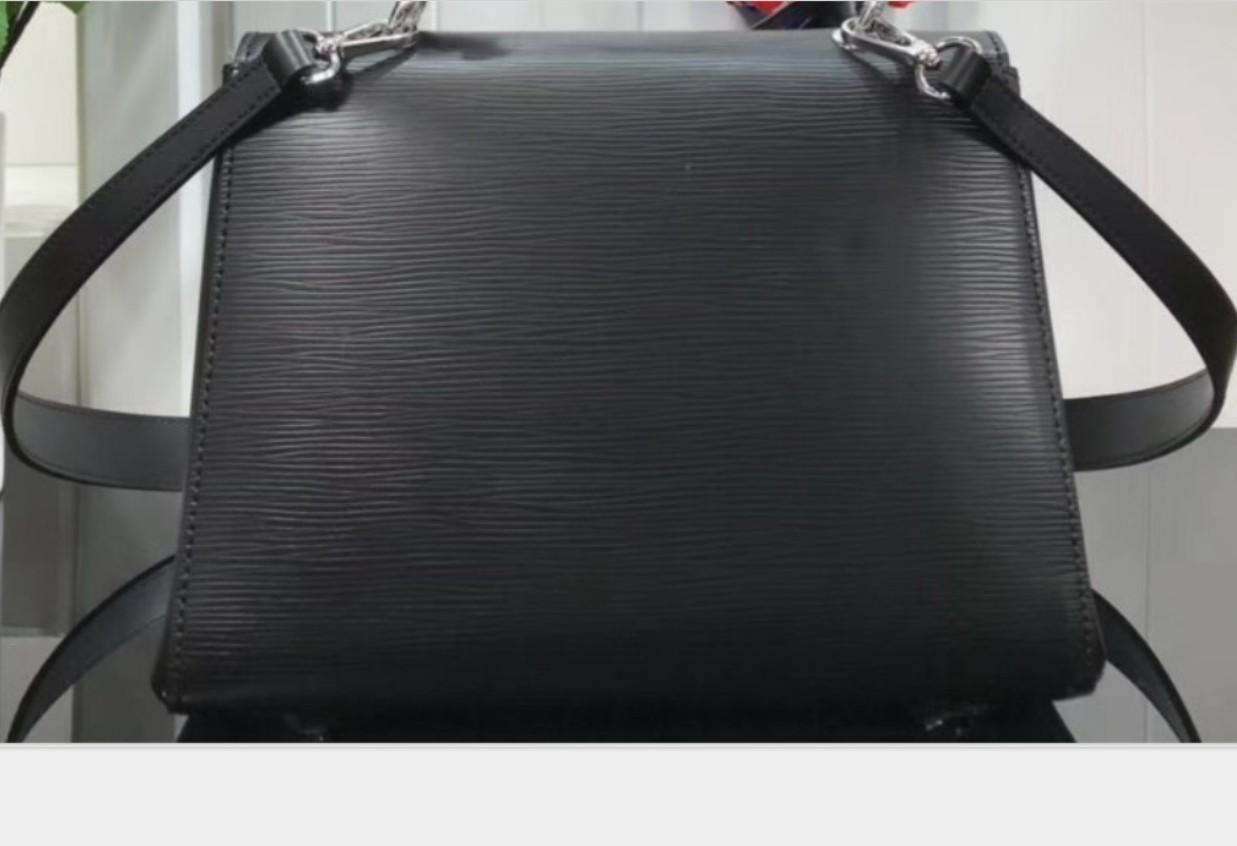 Женская сумка 2020 Новый стиль кожаный наплечный мешок с блокировкой мессенджера
