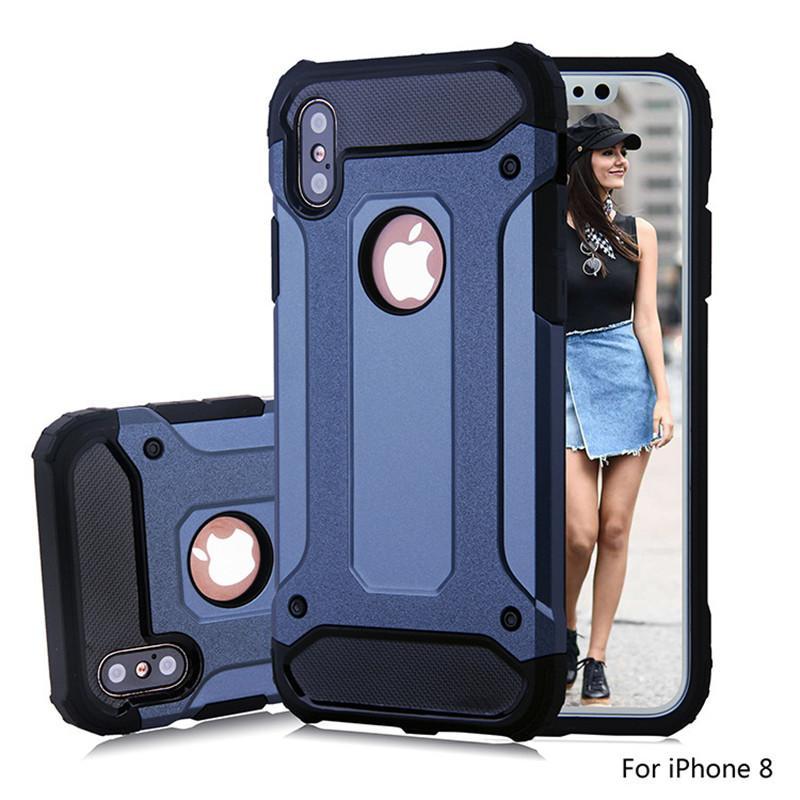 SGP Hybrid Tougur Armour Cover per iPhone 13 12 Mini Pro Max iPhone 11 Pro Max XR XS 8 7 6S Plus Smart S Case Telefono DHL