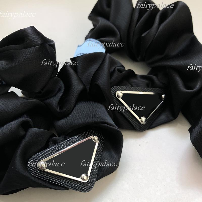 Bandeau de qualité supérieure pour femmes de haute qualité bandeau de haute qualité lettre accessoires de cheveux cravate tête corde coiffure bijoux cadeau