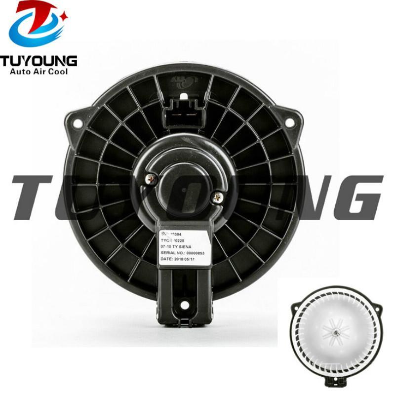 Heater Blower fan Motor fit for Cadillac CTS Lexus RX350 Subaru Legacy 72223AJ01A 87103-08090 R134a 12V anti-clockwise