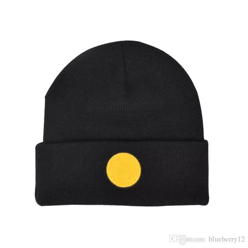 Kış Şapka Unisex Örme Şapka Hip Hop Moda Desenleri Şapka Erkekler ve Kadınlar Için Kış Şapka