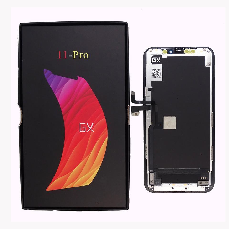 GX OLED For iPhone 11 Pro OLED display GX Screen Replacement Touch Digitizer Assembly High quality ever