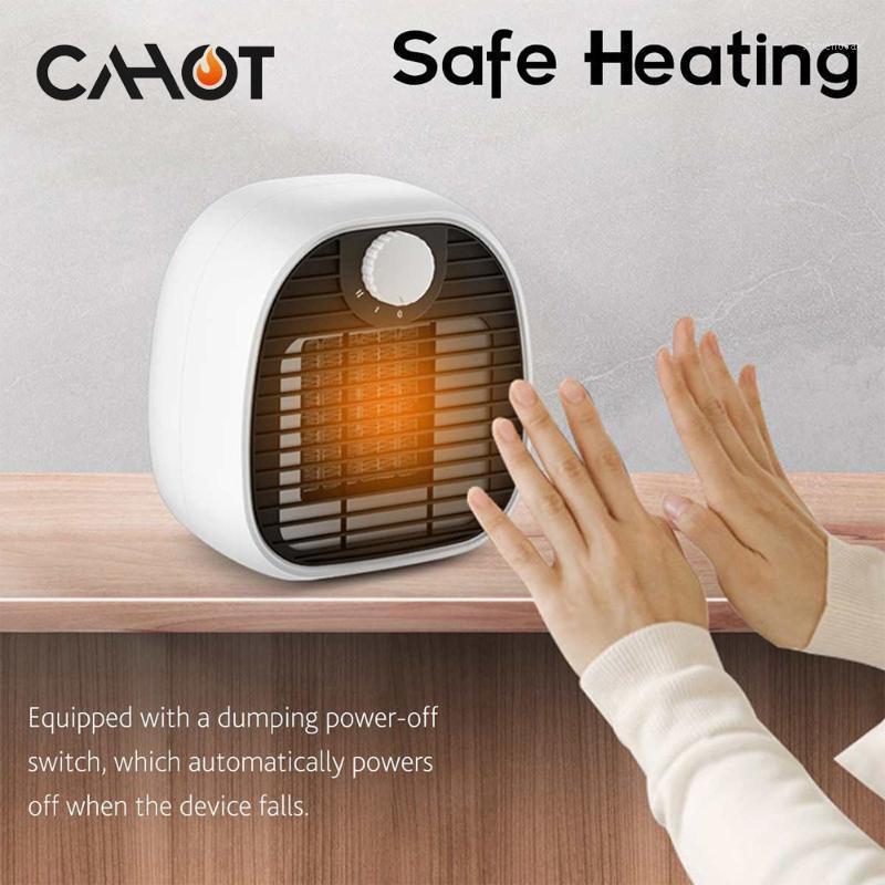 Calefator eléctrico ajustável de 2 engrenagens de Cahot 3s 3s Quick aquecedor aquecido aquecedor aquecedor aquecedor de inverno lar aquecedor home escritório mesa US / UE plug1
