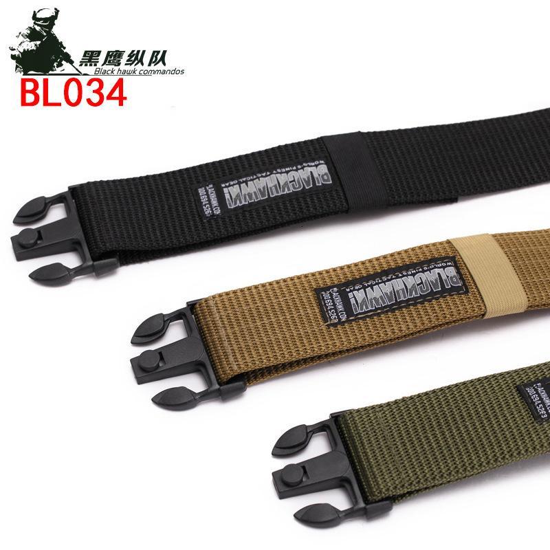 High Grade Black Hawk Warrior Eagle Column Belt a Variety of Outdoor Products
