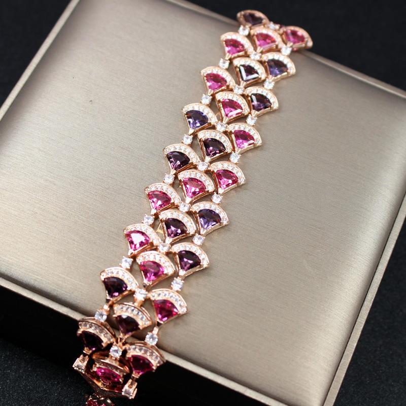 Für Neue Diamantjahr Armreif Armbänder Party Geschenk Frauen Schmuck