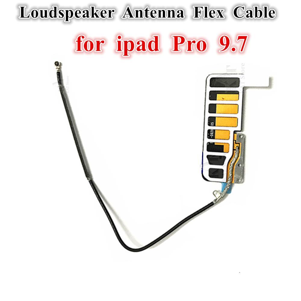 1PCS مكبر الصوت Buzzer إشارة الهوائي موصل فليكس كابل إصلاح ل ipad الموالية 9.7 رينغر بصوت عال المتكلم فليكس الشريط استبدال أجزاء