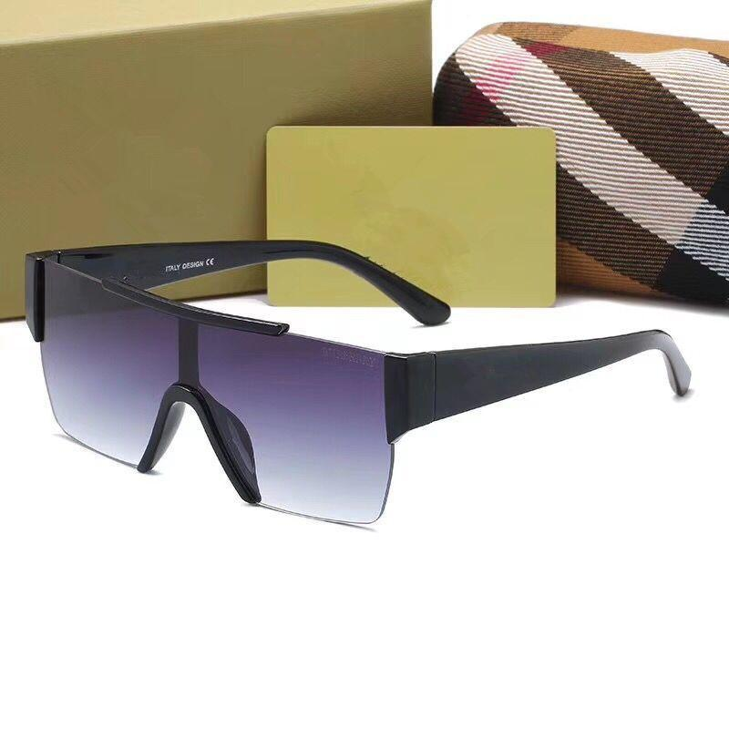 جودة عالية 830 النظارات الشمسية النساء نصف بدون شفة الرجال نظارات الشمس حملق نظارات شمسية في الهواء الطلق نظارات مجانية