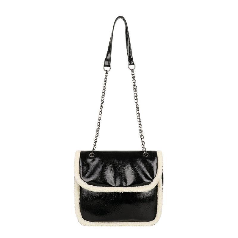 Trackle Женщины талия с Bumbag для сумки модный ремень Trend Bag Lady Banane волос женщина мешок для тела ягненка крест 3 цвета улица 2020 WJCOP IJEOE