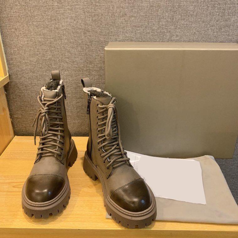 أزياء الخريف الشتاء مارتن الأحذية بارد الجنس هو أي ثوب يمكن إتقانه بسهولةببي النساء أحذية الضوء متعدد الاستخدامات ومريحة