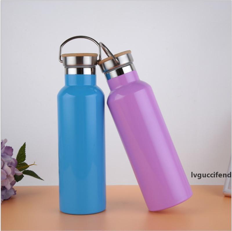 30z Wasserflasche Edelstahl Tumbler 1000ml Wasserflasche Breite Mund Große Kapazität Reisen Wasserflaschen mit Deckeln