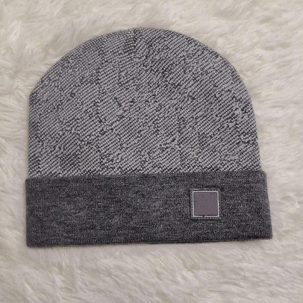 2021 패션 고품질 비니 유니섹스 니트 모자 니트 모자 고전적인 스포츠 해골 모자 숙녀 캐주얼 야외