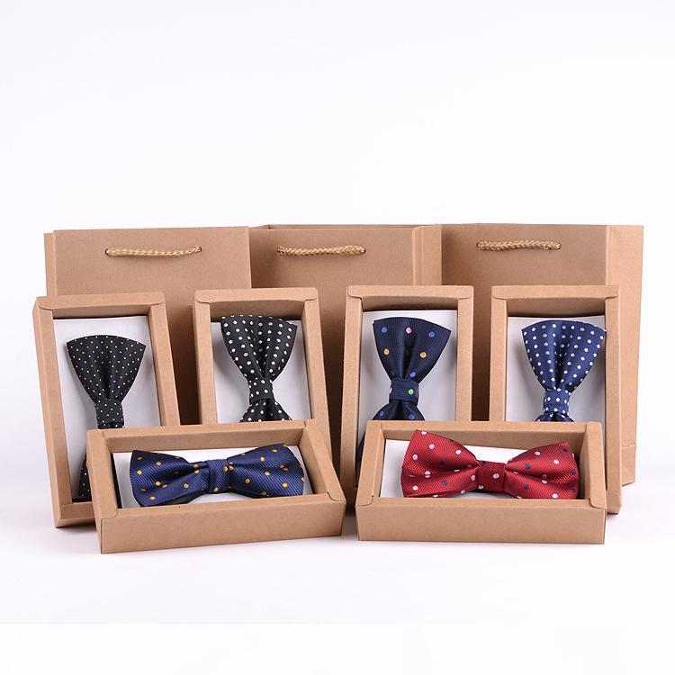 Bowtie männer formale krawatte junge männer mode business bouging fliege männlich kleid hemd geschenk