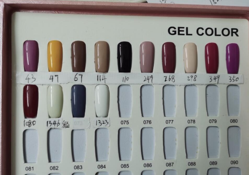 2020 Top Calidad Gelpolish Soak Off Off Gel Gel Polish Nail Art Gel Lacquer LED / UV Base Coat FOODA QYLYMM XHHAIR