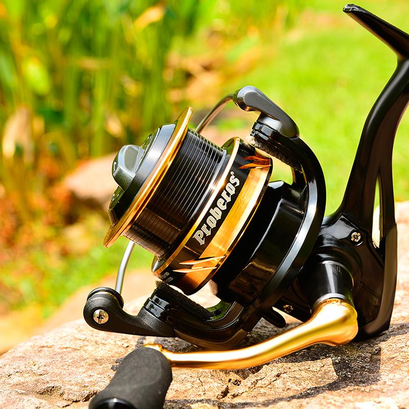 Spinning Reel 2000-5000 Series All Metal Spool Fishing Reel 5.0:1 High Speed 11+1BB Saltwater Reel Fishing Tackle