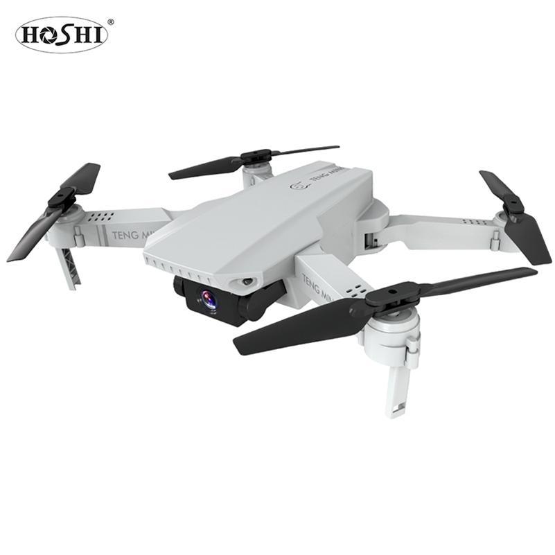 Hoshi Drone 4K HD камера RC Mini складной дрон с WiFi FPV Selfie оптический поток стабильная высота летать Quadcopter RC вертолет игрушка 201208