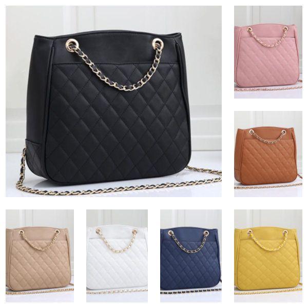 Wholesale Tactical Waist packs Shoulder bag Messenger bags women lady handbag leather fashion casual Designer Handbag bag pink