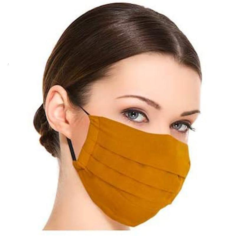Моющийся, многоразовый многоразовый, взрослый хлопковая универсальная маска,