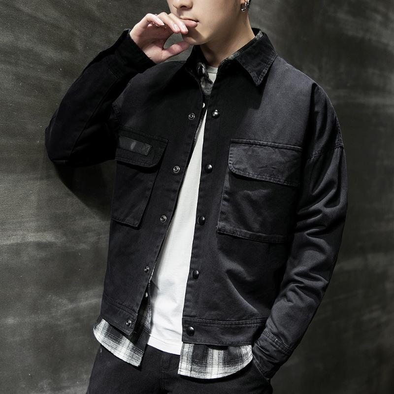 2020 primavera autunno outwear maschio giacca da uomo giacca da uomo giacche e cappotti cargo chaqueta hombre streetwear jaqueta masculina
