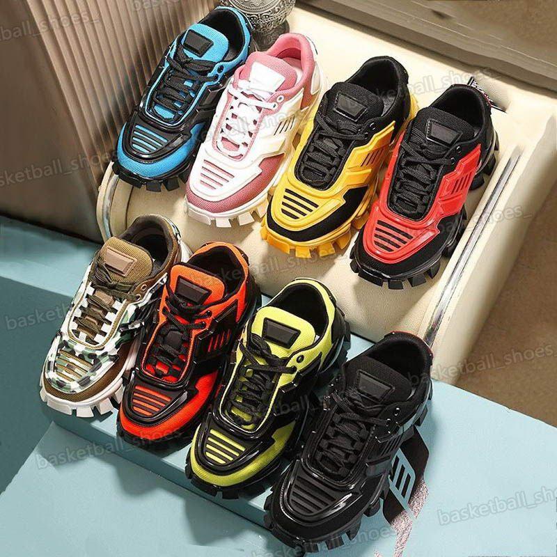 2021 luxurys designers homens plataforma espadrilles sapatos homens mulheres esporte top sneakers treinadores cestas scarpe firmar