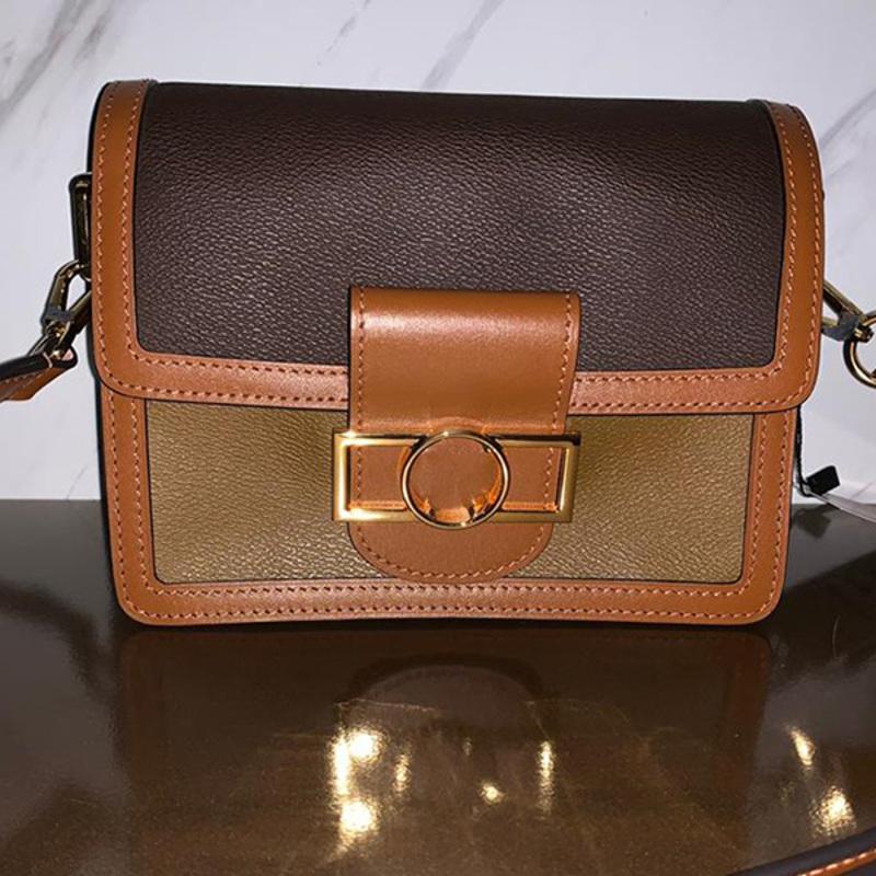 Top Qualitätsstil Komplette Designer Taschen Dauphine Frauen Crossbody Bag Luxuurys Kette Tasche Frauen Brieftasche Frauen Taschen