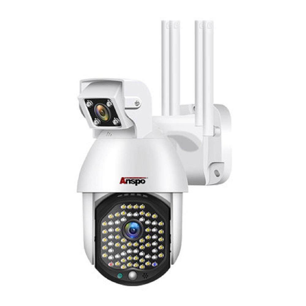 1080P عدسة عدسة ثنائية الكاميرا في الهواء الطلق كاميرا أمن الوطن كاميرا لاسلكية CCTV IP66 ماء واي فاي الصمام الخفيفة كاميرا