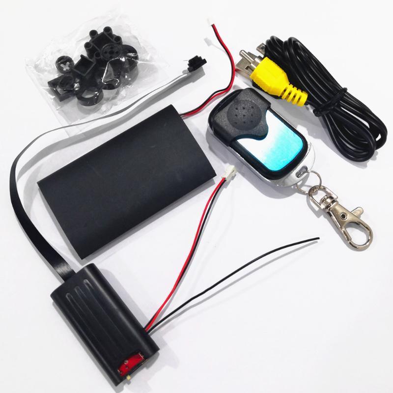 1080P Мини-камера Видео голосовой видеорегистратор записи Микро камеры Наблюдение за обнаружением движения мини-видеокамера с дистанционным управлением T186