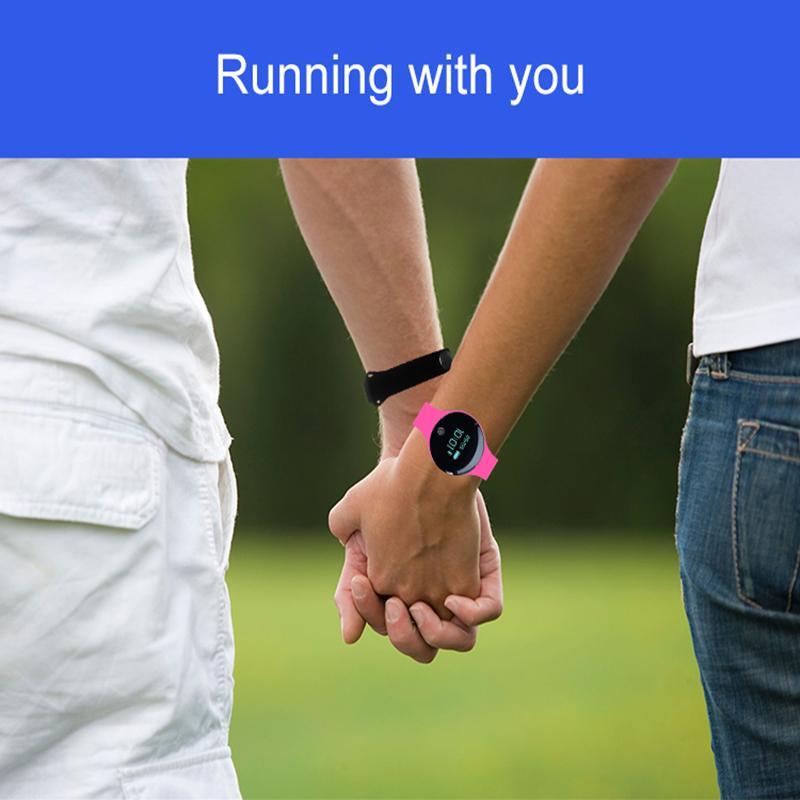 أفضل الساعات الذكية الرياضية الرجال معدل ضربات القلب ضغط الدم الأكسجين الذكية ووتش الرجال والنساء IP67 Weatherforecast SmartWatch بالجملة