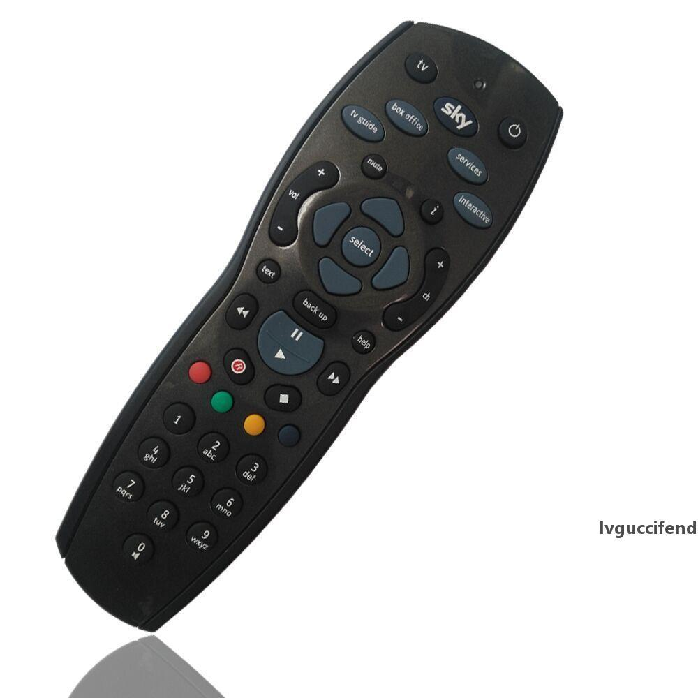 Sky Télécommande Sky HD V9 Télécommandes Universal Sky HD Plus Programmation Télécommande Noir 100pcs Livraison gratuite