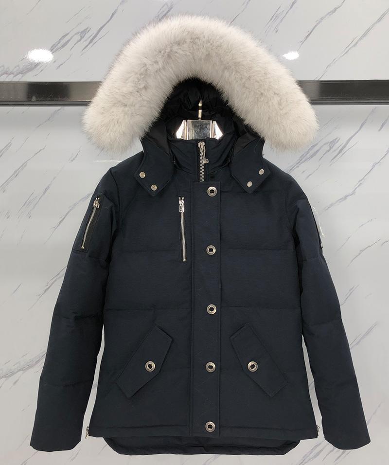 11 최고의 새로운 남자 캐주얼 자켓 아래로 던지기 코트 망 무스 야외 따뜻한 남자 겨울 코트 아웃웨어 재킷 파카 캐나다 네클 클 러 스 Doudoune