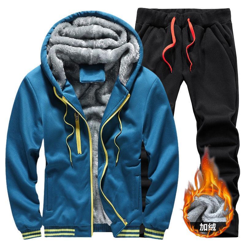 Свитер Новый стиль Костюм зимний Утолщенные Плюшевые Теплые пальто