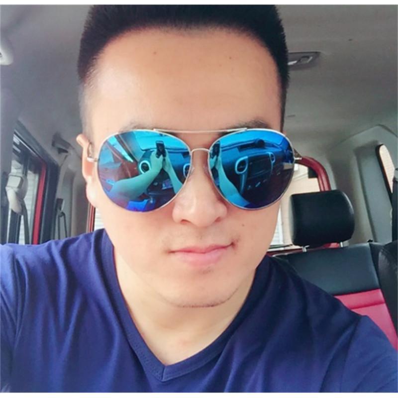 Polariseur élargi et surdimensionné masculin surdimensionné cadre lunettes de soleil grand visage lunettes de soleil lunettes de soleil TOAD Verres extra grands