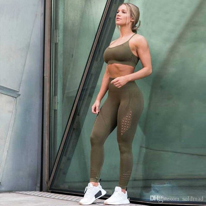 اليوغا السراويل النساء ارتفاع الخصر تمتد رياضة طماق سلس القرش طماق الرياضة تشغيل الرياضية النساء اللياقة البدنية السراويل