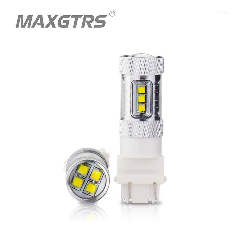 2x T25 3157 P27/5W P27/7W 30W 50W 80W CREE Chip Car Auto LED Bulbs Turn Signal Brake Bulbs Brake-up Lamps DRL White/Red/Yellow1