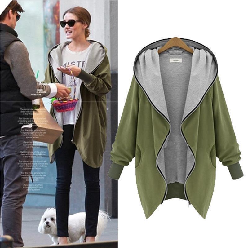 Vogue Artı Boyutu 6XL Temel Bombacı Ceket Ceket Kadın Unisex Stil Ceketler Harajuku Kadın Beyzbol Ceket Windbreak Coat