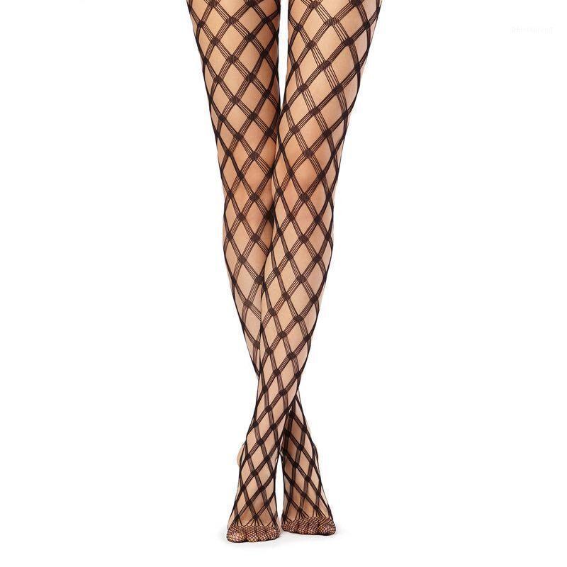 Hollow Fishnet Women Stockings Fashion Sexy Pantyhose Obscene Erotic Sex European And American Lady Stockings1
