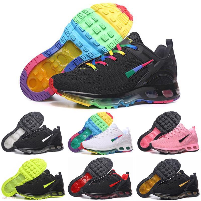 MAX 360 UNDEFEATED nuovi uomini donne 360 scarpe da corsa triple triple nero bianco verde rosa laser blu mens formatori sneakers sportivi corridori