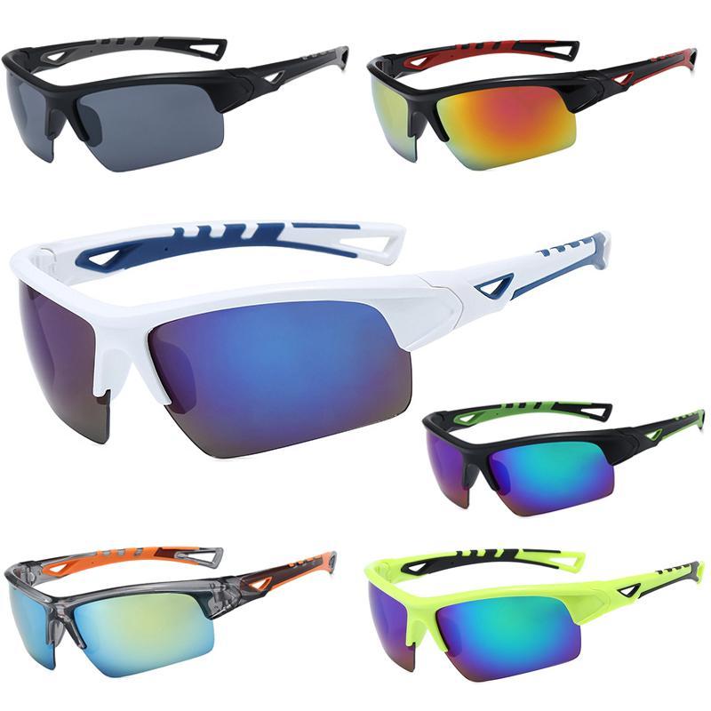 montar a caballo de ciclo del motor de los hombres gafas de sol gafas de ciclismo de protección UV deporte al aire libre para mujeres de los hombres gafas de sol para Climbling