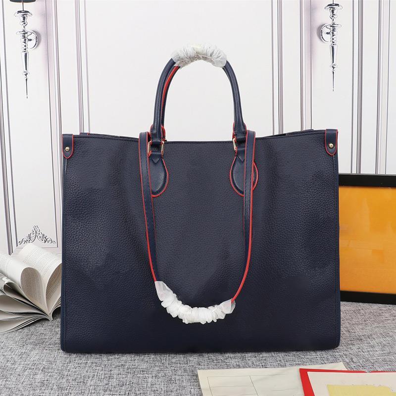 Mais novo Classic Impressão Flor Mulheres Handbags Bolsas Embossing Grande Capacidade Saco de Compras Senhoras Solicita Sacos de Beach Totes