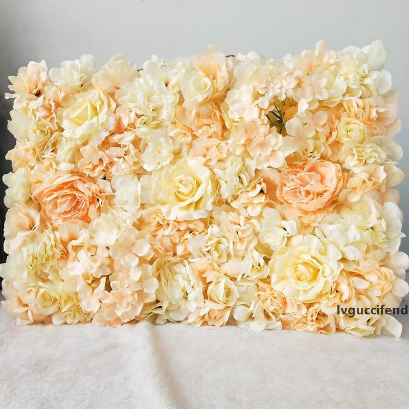 Реквизит завод Wall Свадебные украшения Искусственный цветок стены фона Encryption Rose пион Узоры Wall Цветочные фон BH3178 такой анкеты