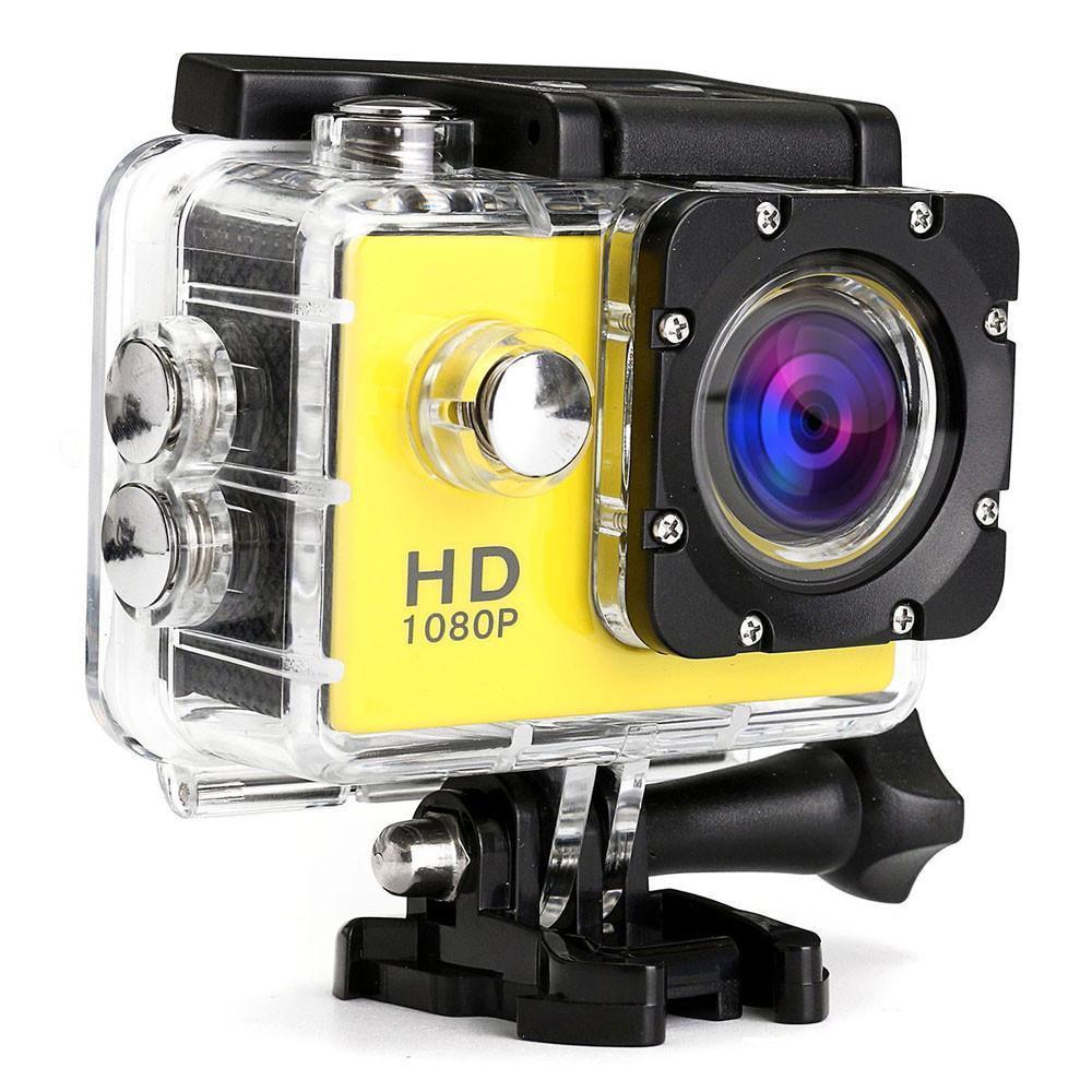 100pcsWaterproof 1080P Sports DV SJ4000 2 Zoll 12Mega Pixel Full HD Helmkamera Camcorder HDMI H.264 Auto-DVR 30 Meter underwatermultiple
