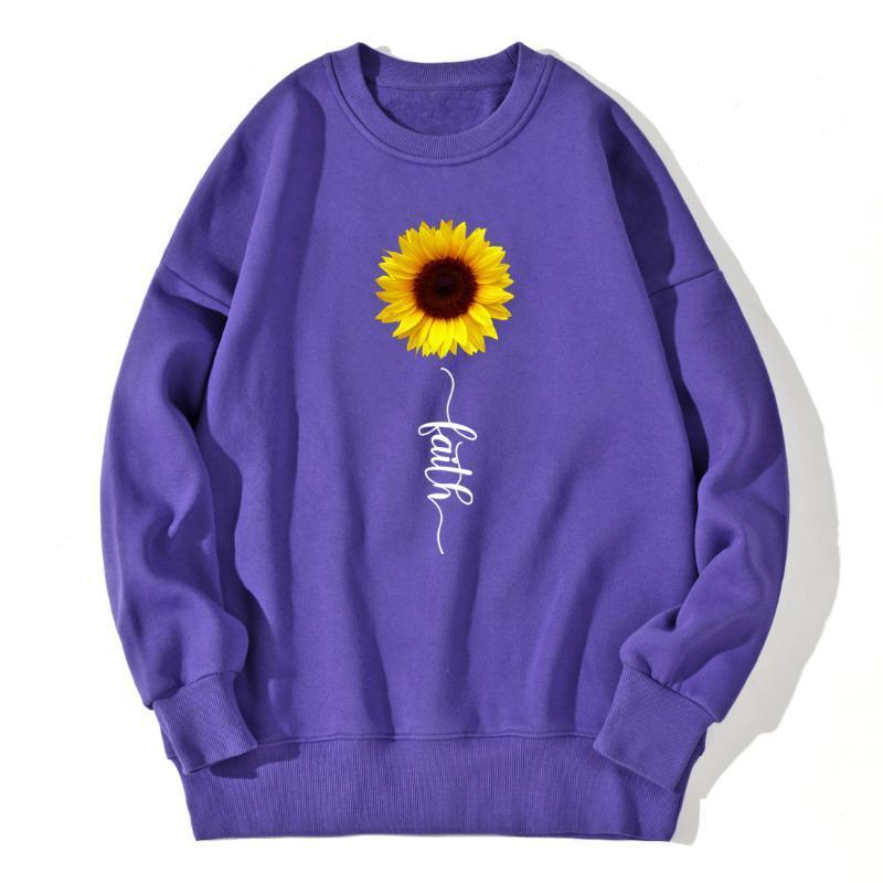 Felpe con cappuccio da uomo Felpe Sunflower Fashion Fleece Felpa con cappuccio maschile Drop Swears Mens Felpa Abbigliamento Hipster Tempo libero Abbigliamento uomo Retro inverno M