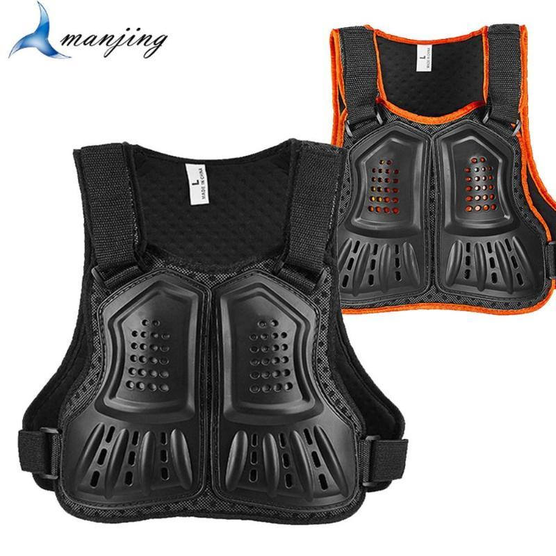 New children's outdoor wheel slide balance car extreme sports protective equipment chest vest hard shell armor combination equip