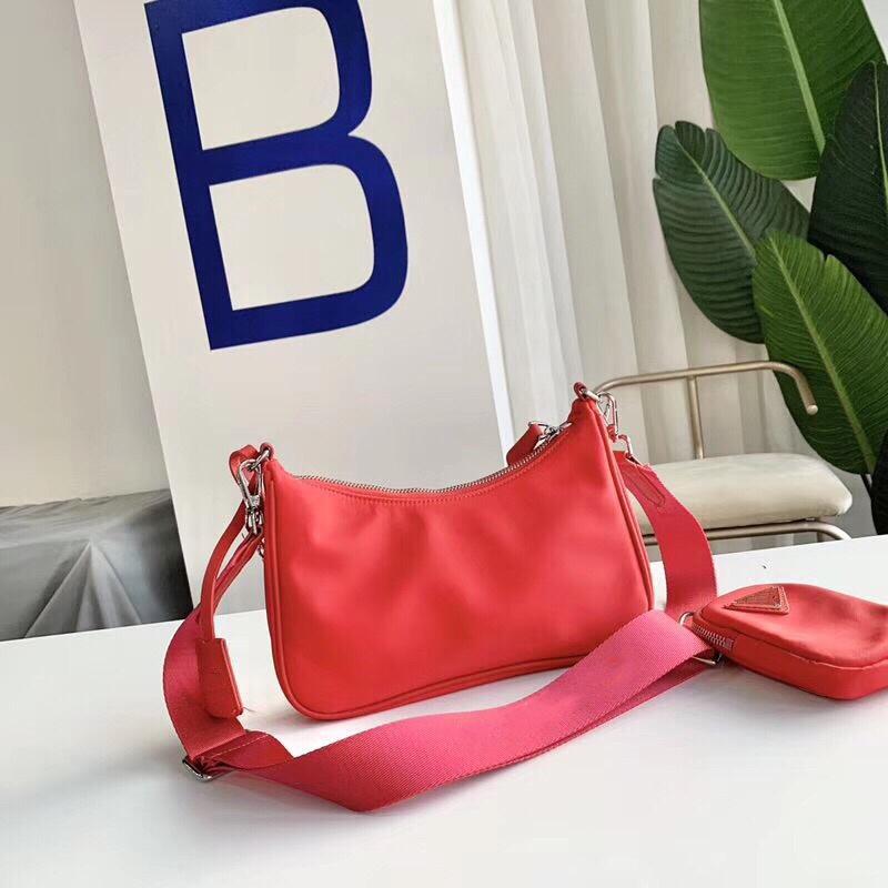 5 colori Designer Nylon Donne Borsa a tracolla Banco petto Cassa Catena Catene Presboopic Borsa Messenger Borsa Designer Designer Borse Canvas Commercio all'ingrosso
