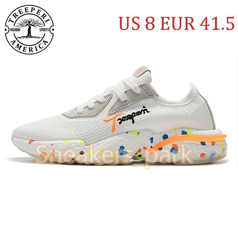 Top Treeperi Runner 511 V2 Soft Sole кроссовки с несколькими цветными подошвами US 8 EUR 41,5 для мужских тренеров