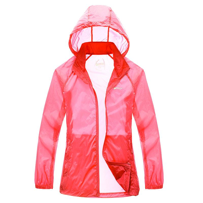 Rax DonnaOutdoor Sport Pelle UV Traspirante Bike Cycling Womanjacket Abbigliamento Sunscreen Spring Summer Sun Protection Coat Q1202