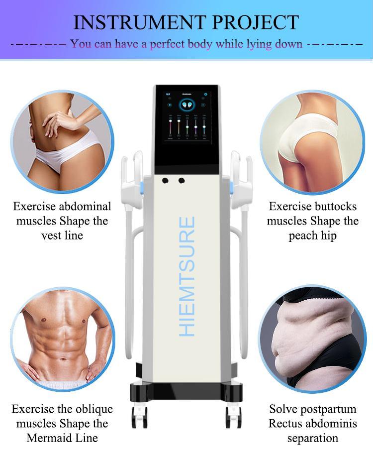 New Tech Electronic EMS Body Muskel Stimulator Gewichtsverlust Abnehmen EMS Body Culpt Bauch Sculpting Schönheit Maschine Gewichtsabnahme Maschine