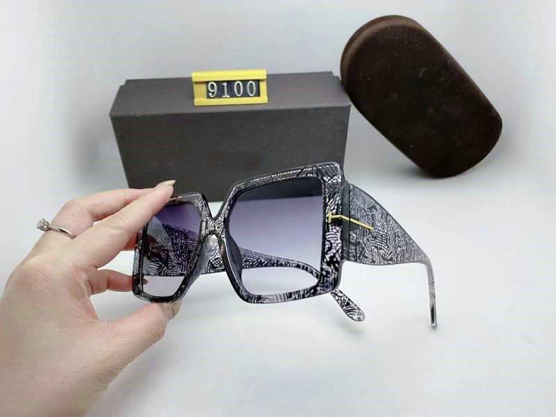 Vintage Plastik kadın Büyük Çerçeve Güneş Gözlüğü Boy Kare Marka Tasarımcısı Kadın Güneş Gözlükleri Gözlük UV400 óculos Masculino