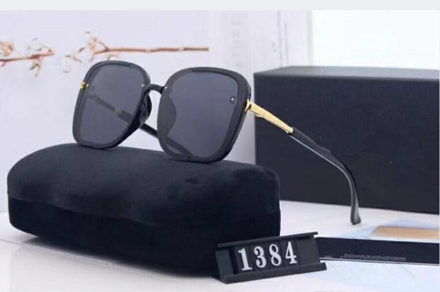 2021 Haute Qualité Été Vintage Lunettes de soleil Vintage Femmes Designers De Marque Femmes Mesure Sun Lunettes Avec Cas Aucune case